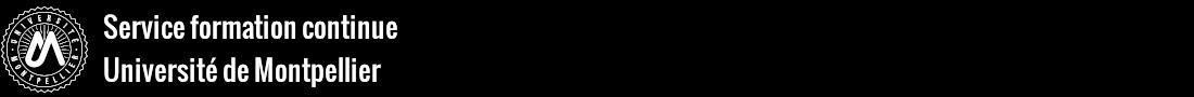 Service formation continue Logo